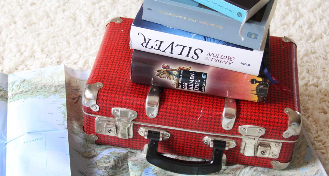 Mein Bücherkoffer bei Philea's Blog