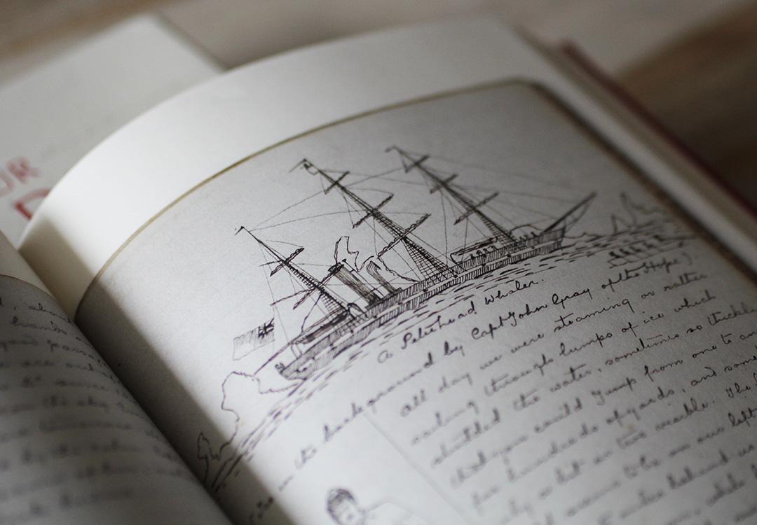 »Heute dreimal ins Polarmeer gefallen«: Tagebuch einer arktischen Reise von Arthur Conan Doyle