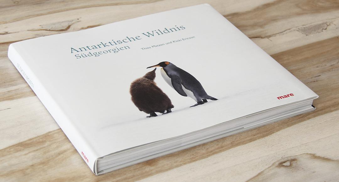 Antarktische Wildnis: Südgeorgien • Thies Matzen und Kicki Ericson