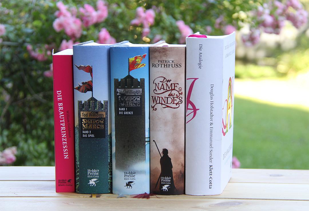 Meine Bücher von Klett Cotta