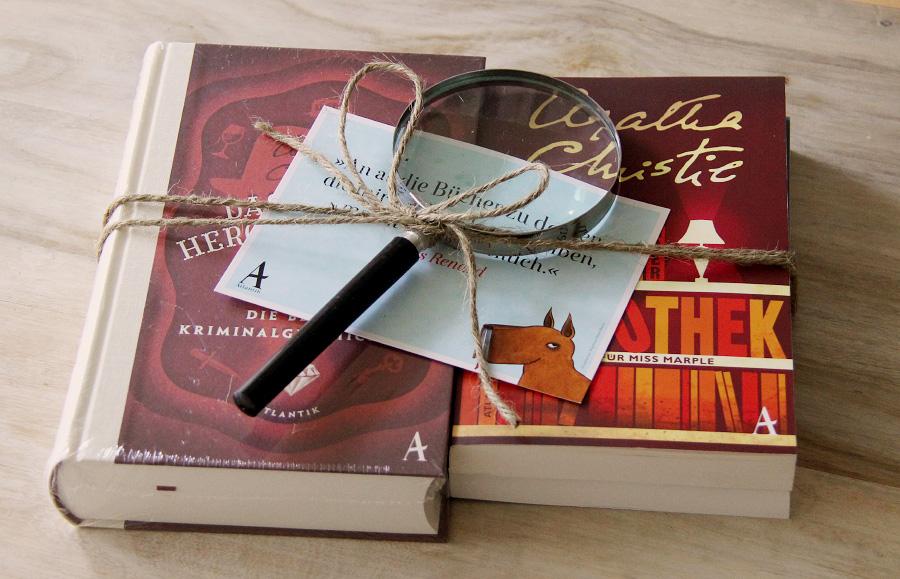 Agatha-Christie-Buchpaket
