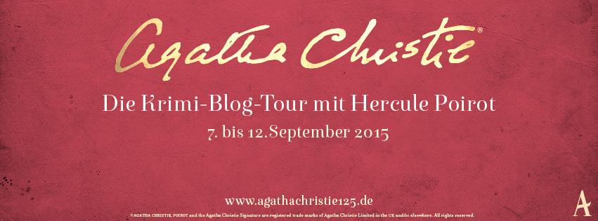 Blogtour Agatha Christie 125. Geburtstag