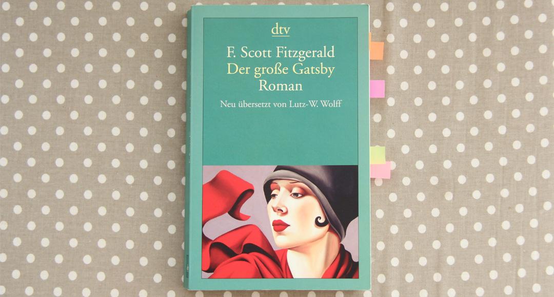 Der große Gatsby • F. Scott Fitzgerald