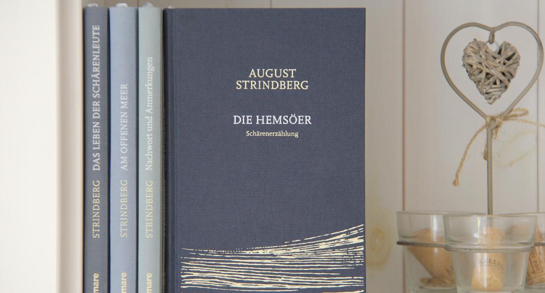 Bis ans offene Meer • August Strindberg