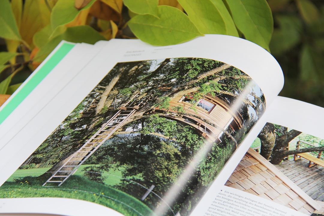 Baumhäuser - Neue Architektur in den Bäumen von Andreas Wenning