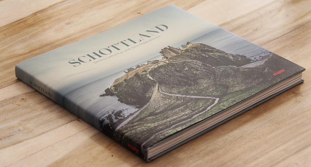 Schottland • Dmitrij Leltschuk und Sirio Magnabosco