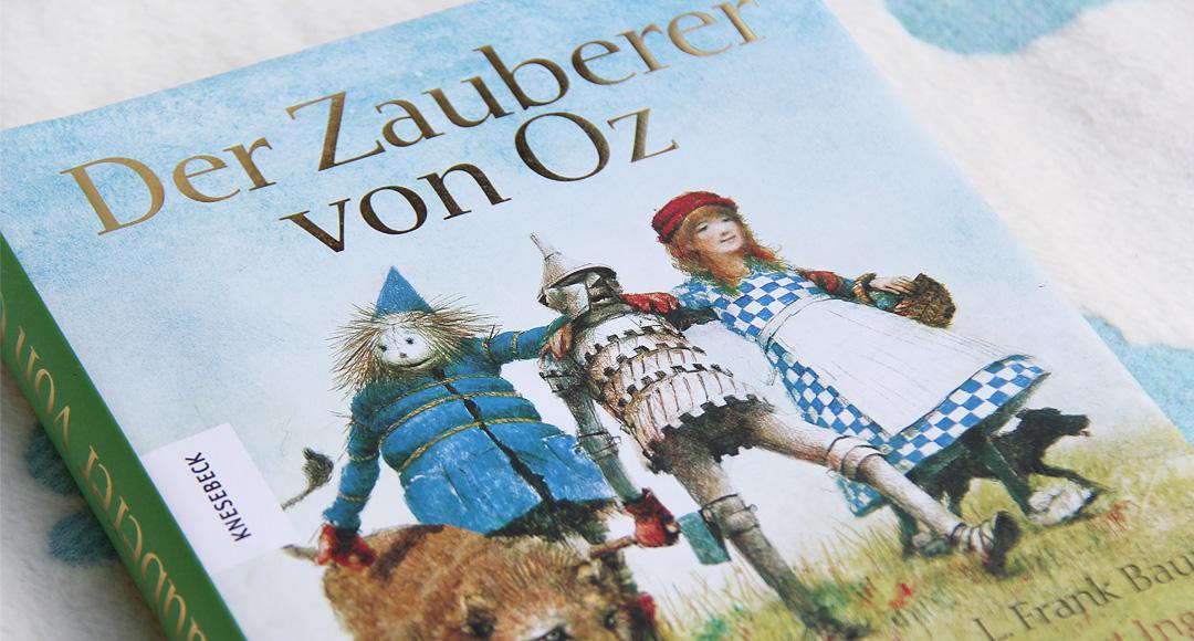 Der Zauberer von Oz • L. Frank Baum
