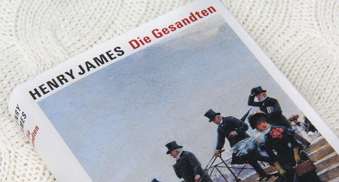 Die Gesandten • Henry James