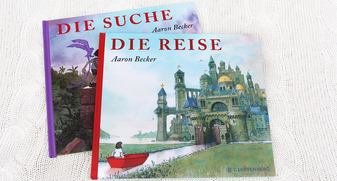 Die Reise und Die Suche von Aaron Becker