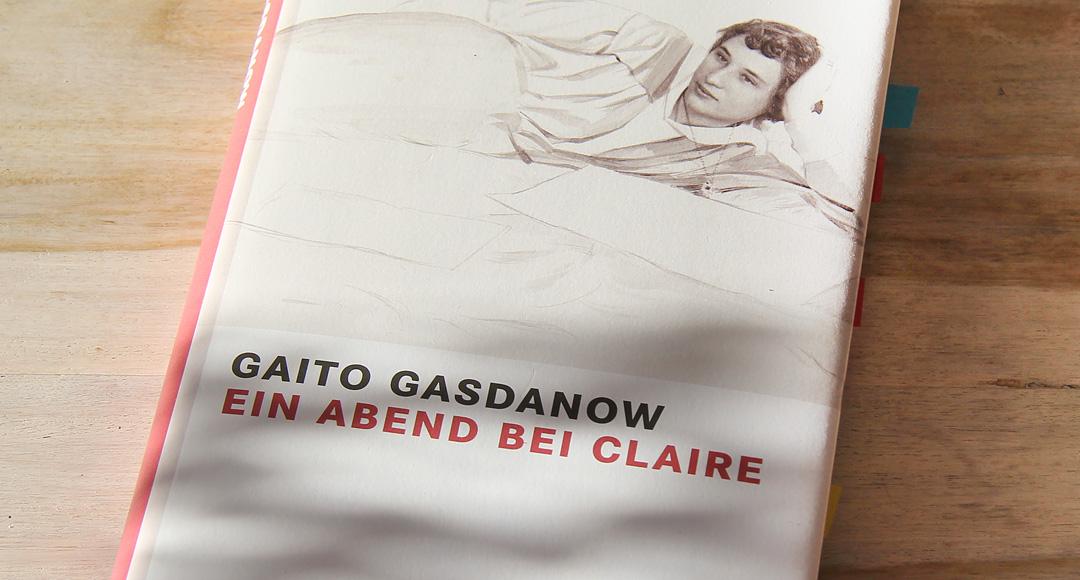 Ein Abend bei Claire • Gaito Gasdanow