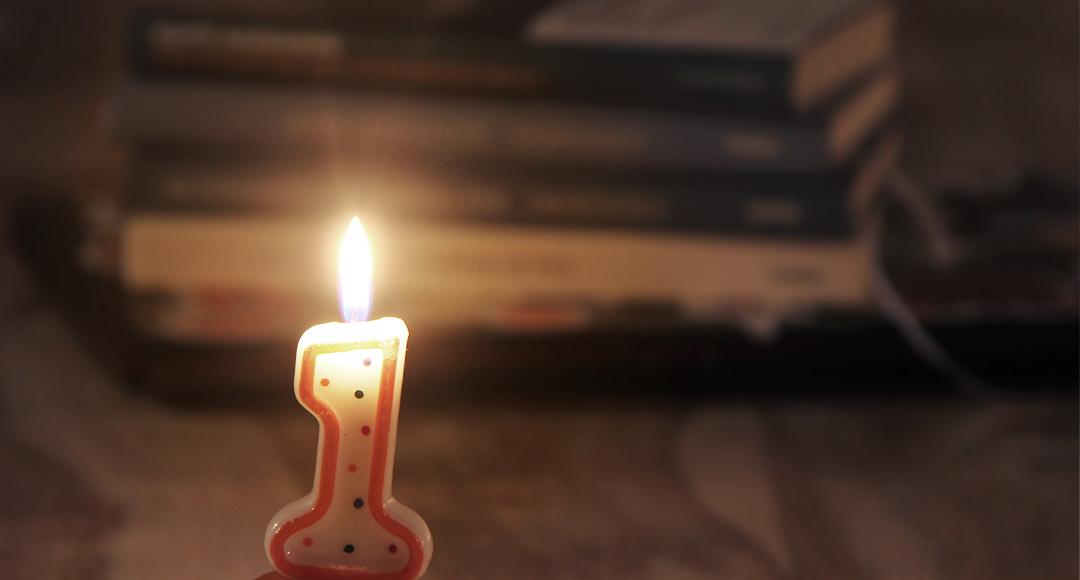 Ein Jahr Lesestunden: Ein Rückblick, Ausblick und Gewinnspiel