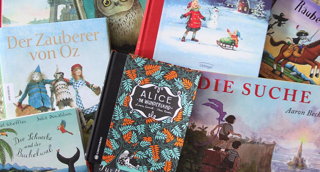 12 wundervolle Kinderbücher