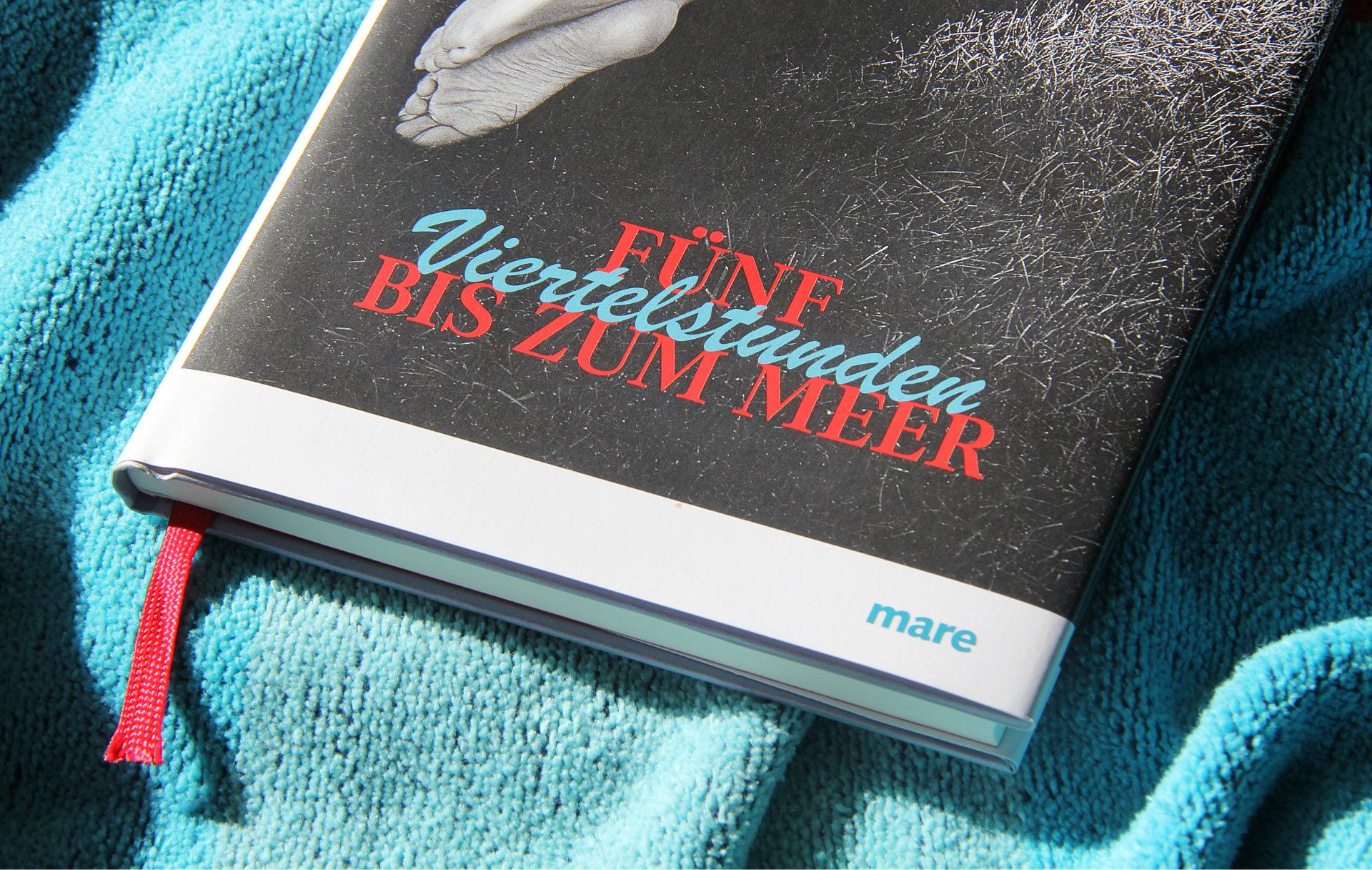 Fünf Viertelstunden bis zum Meer • Ernest van der Kwast