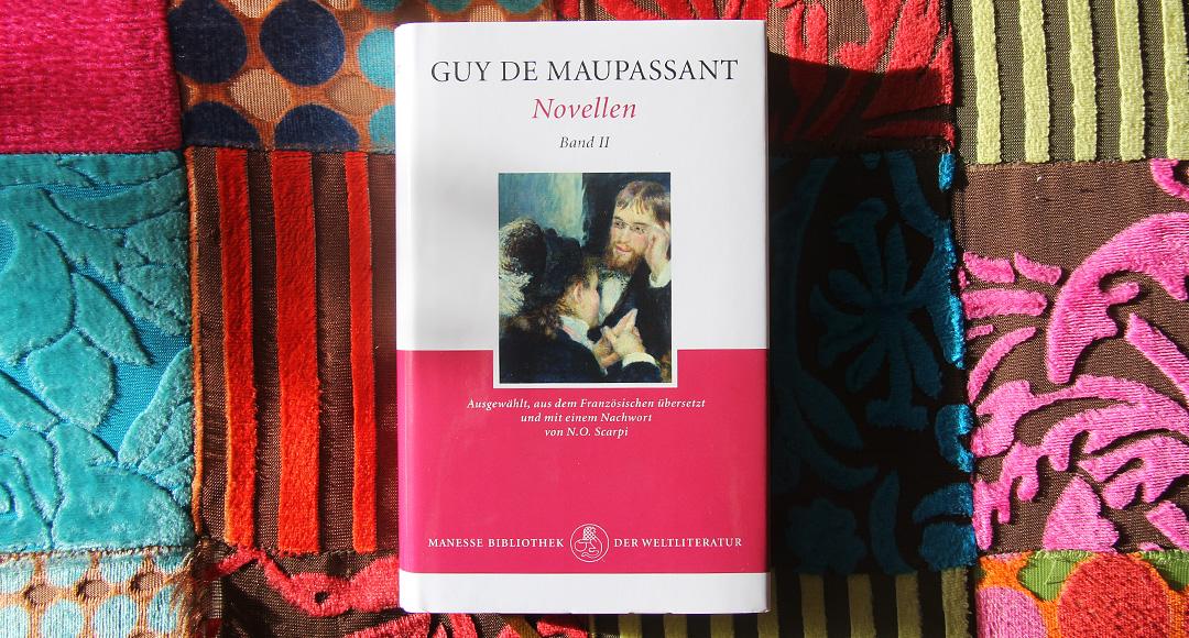 Novellen Band 2 von Guy de Maupassant