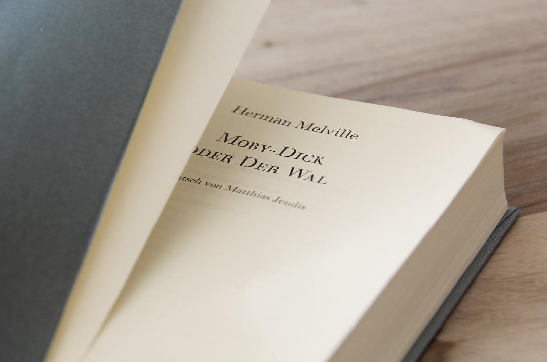 Moby Dick oder Der Wal von Herman Melville