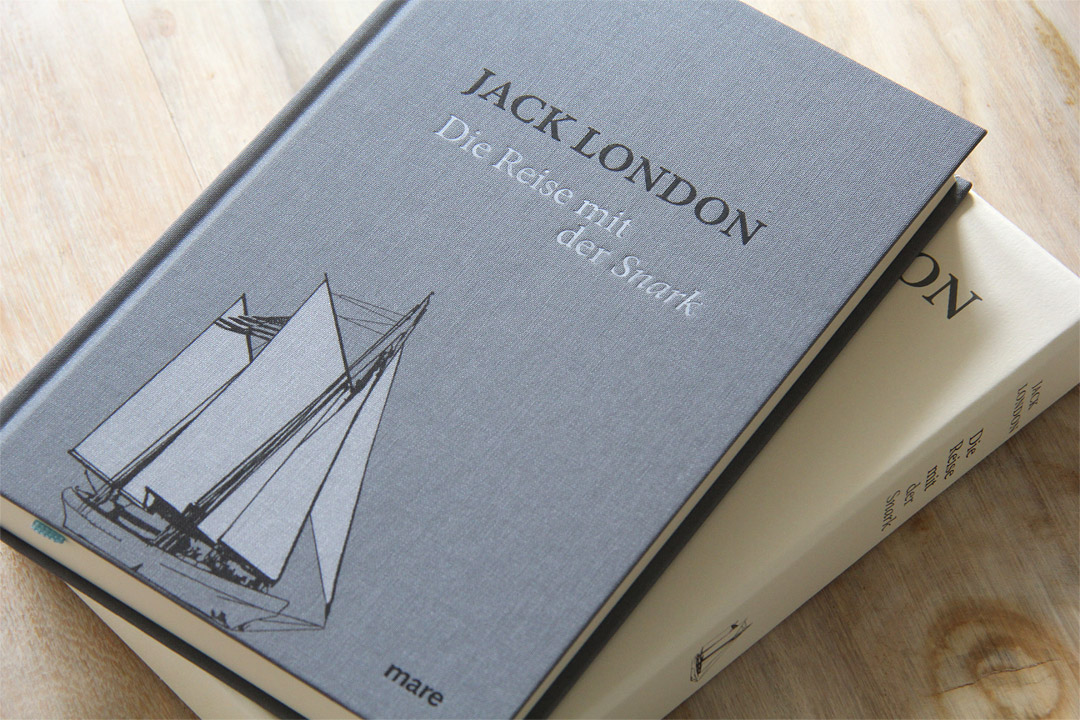 Die Reise mit der Snark von Jack London