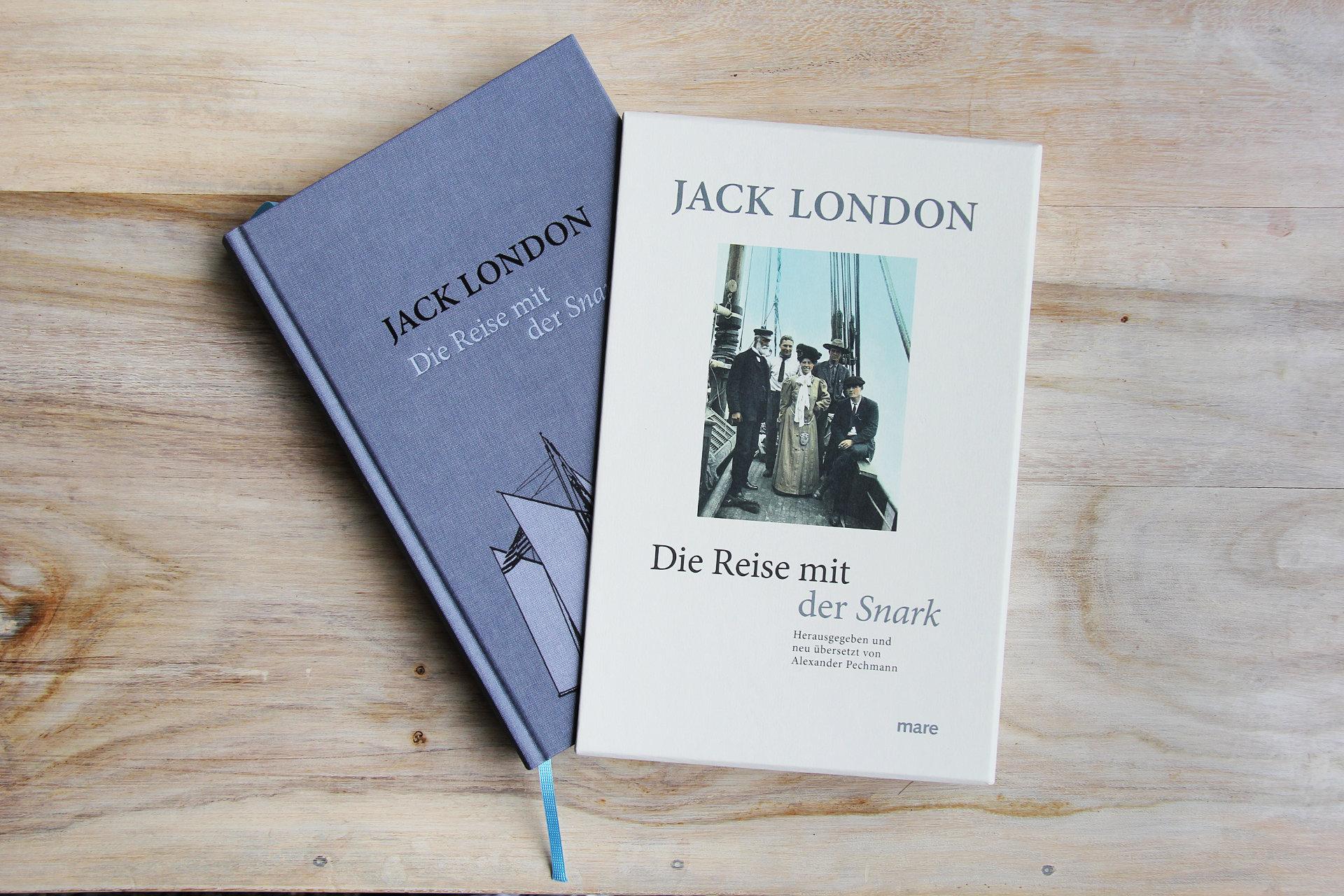 Die Reise mit der Snark • Jack London