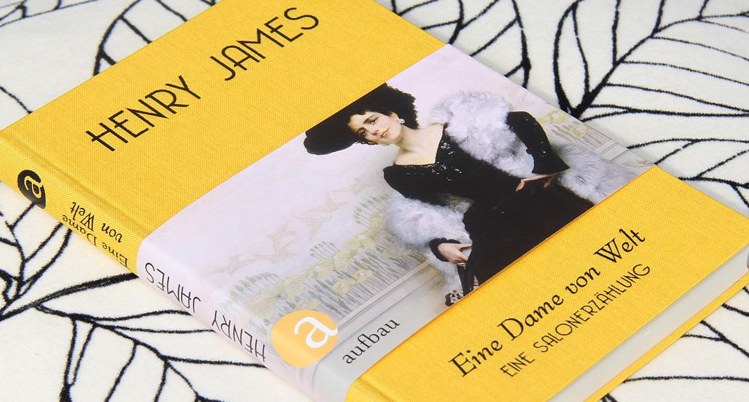 Eine Dame von Welt • Henry James