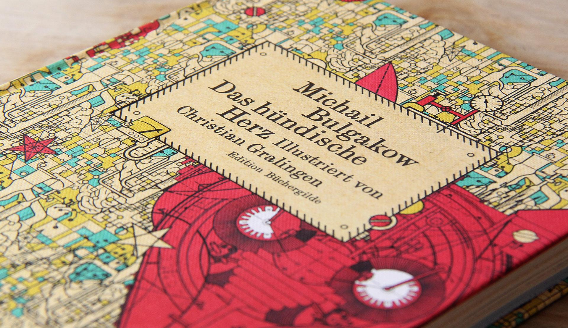 Das hündische Herz • Michail Bulgakow