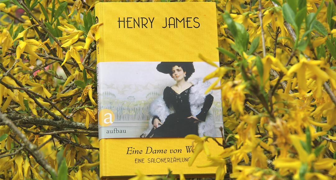 Gewinnspiel zum Welttag des Buches: Henry James