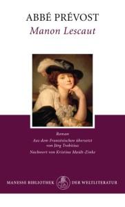 Manon Lescaut von Abbé Prévost
