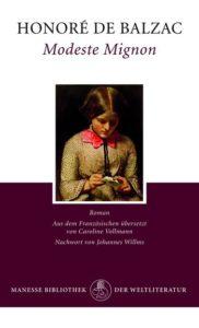 Modeste Mignon von Honoré de Balzac