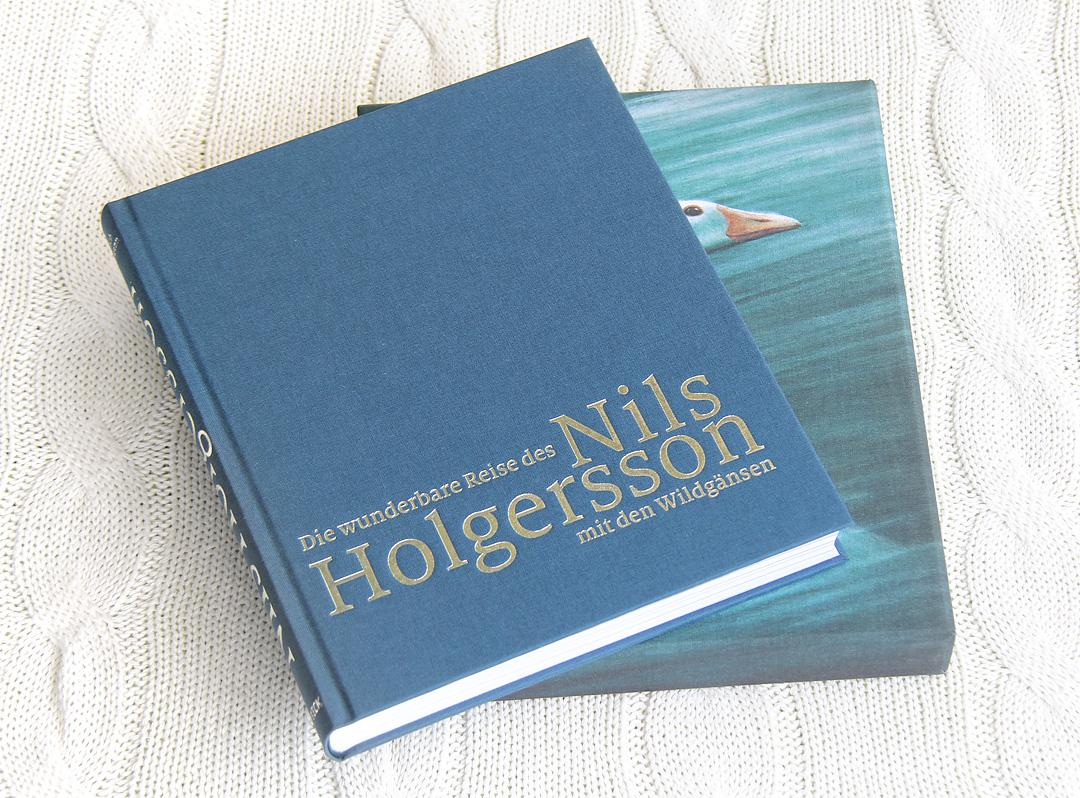 Die wunderbare Reise des Nils Holgersson mit den Wildgänsen von Selma Lagerlöf
