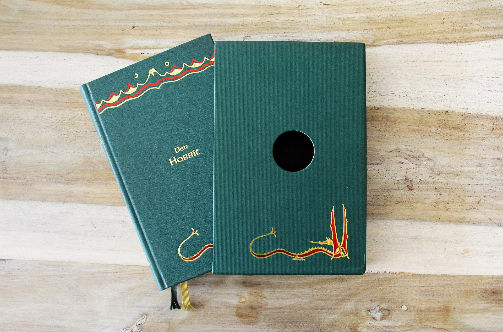 Der Hobbit • J. R. R. Tolkien