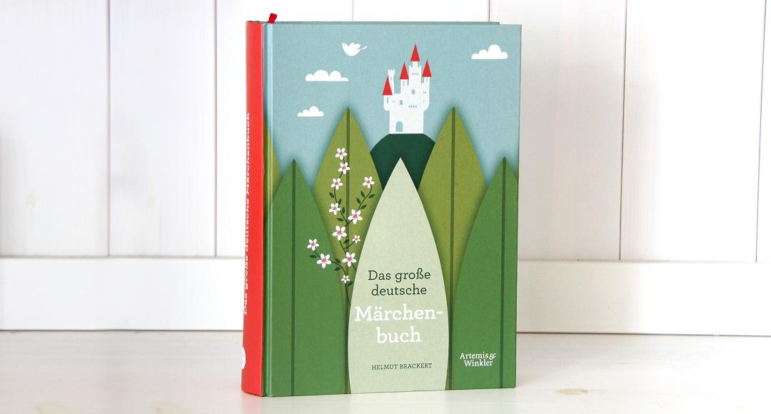 Das große deutsche Märchenbuch • Helmut Brackert