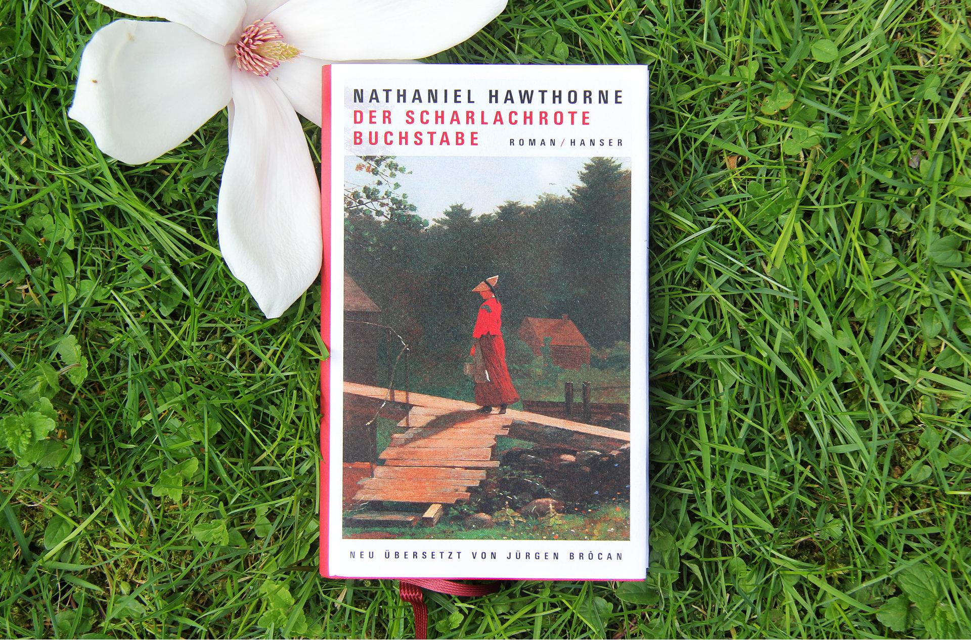 Der scharlachrote Buchstabe • Nathaniel Hawthorne
