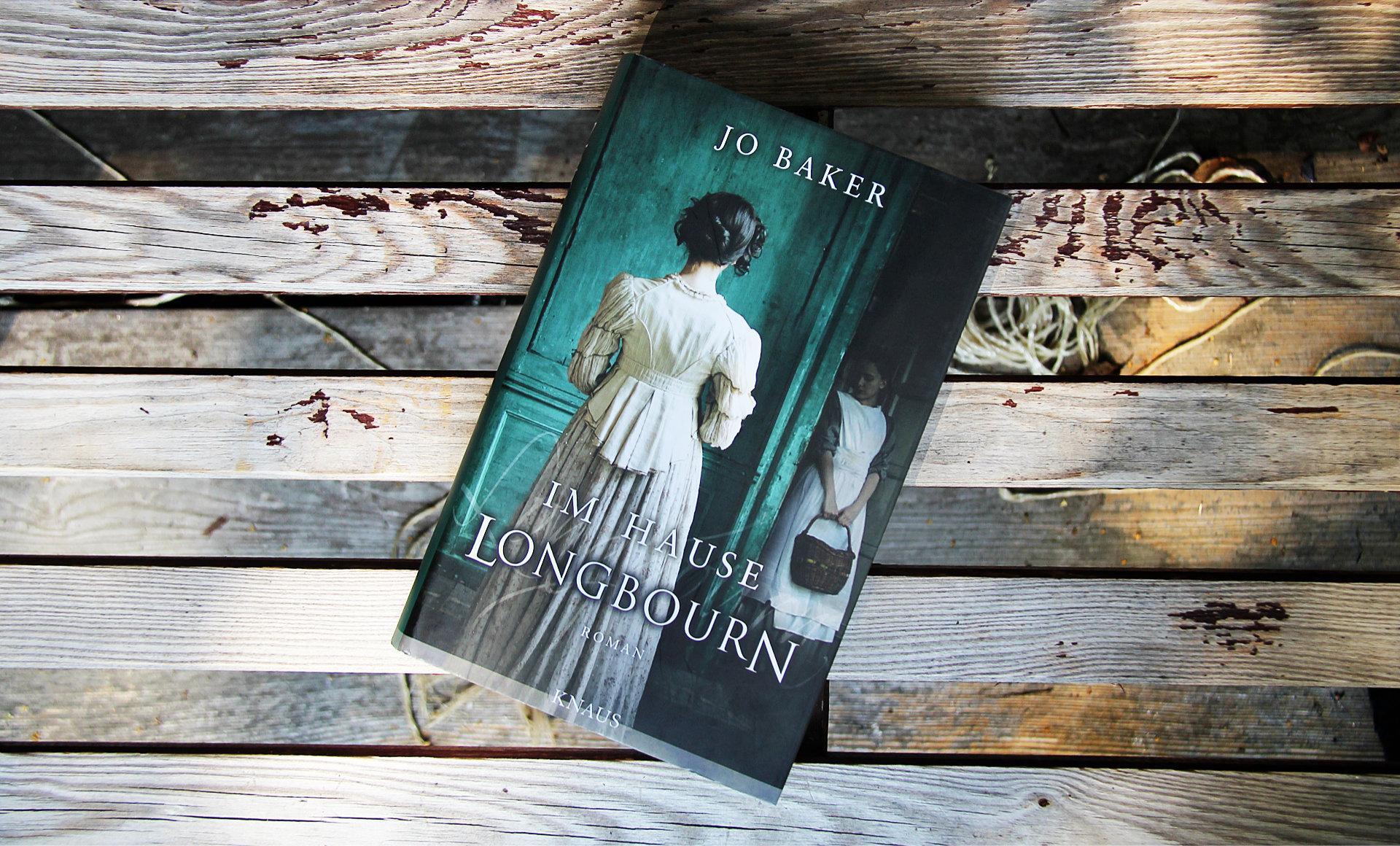 Im Hause Longbourn • Jo Baker