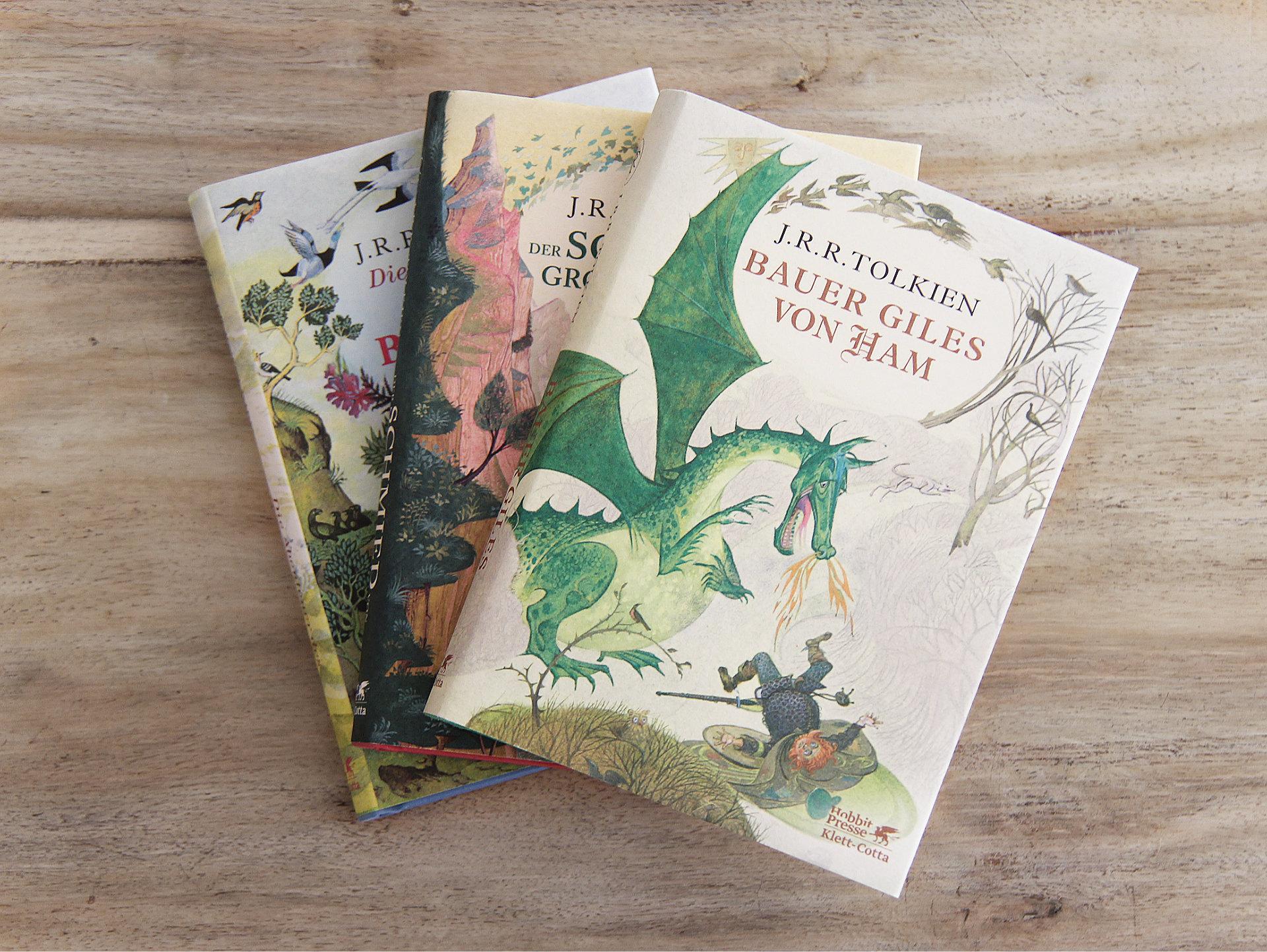 Märchen und Gedichte von J. R. R. Tolkien