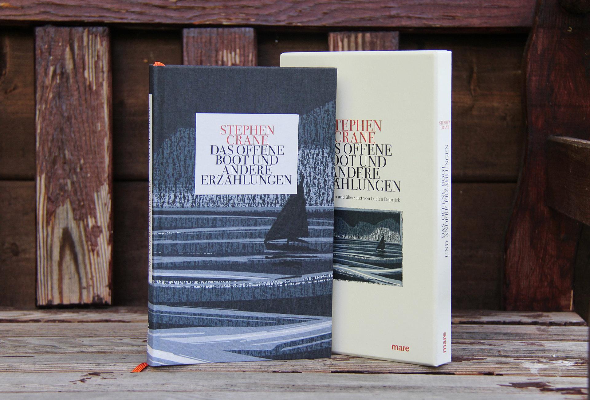 Das offene Boot und andere Erzählungen • Stephen Crane