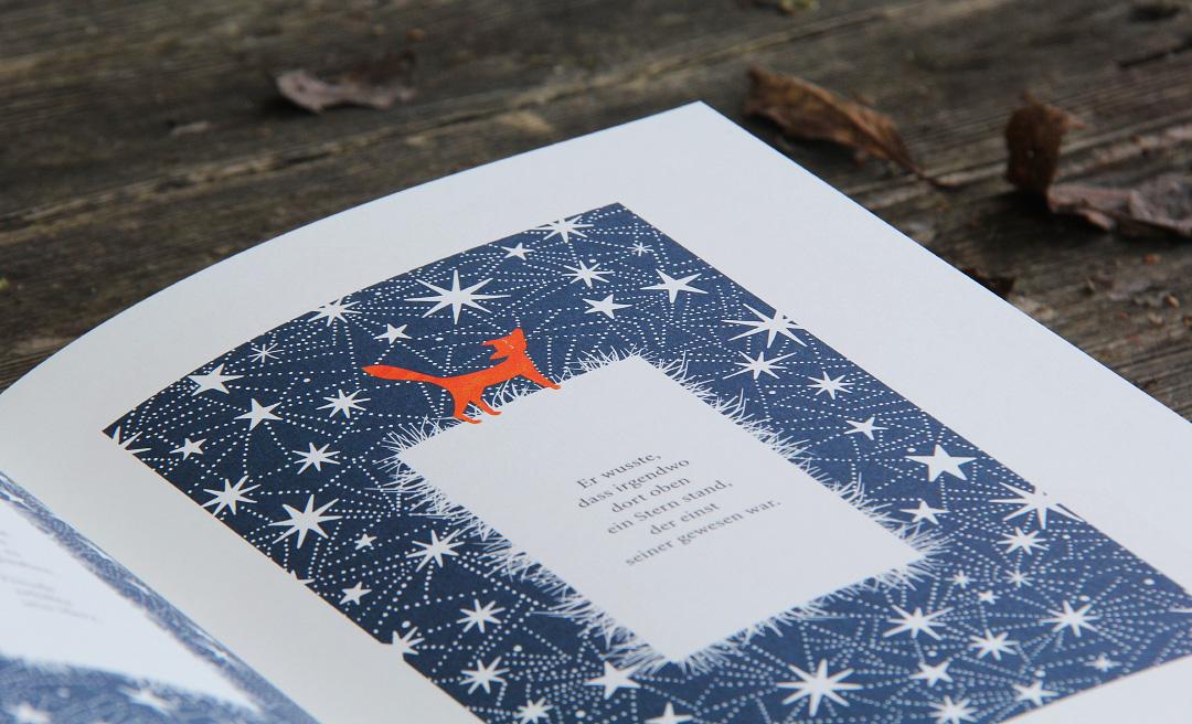Der Fuchs und der Stern von Coralie Bickford-Smith