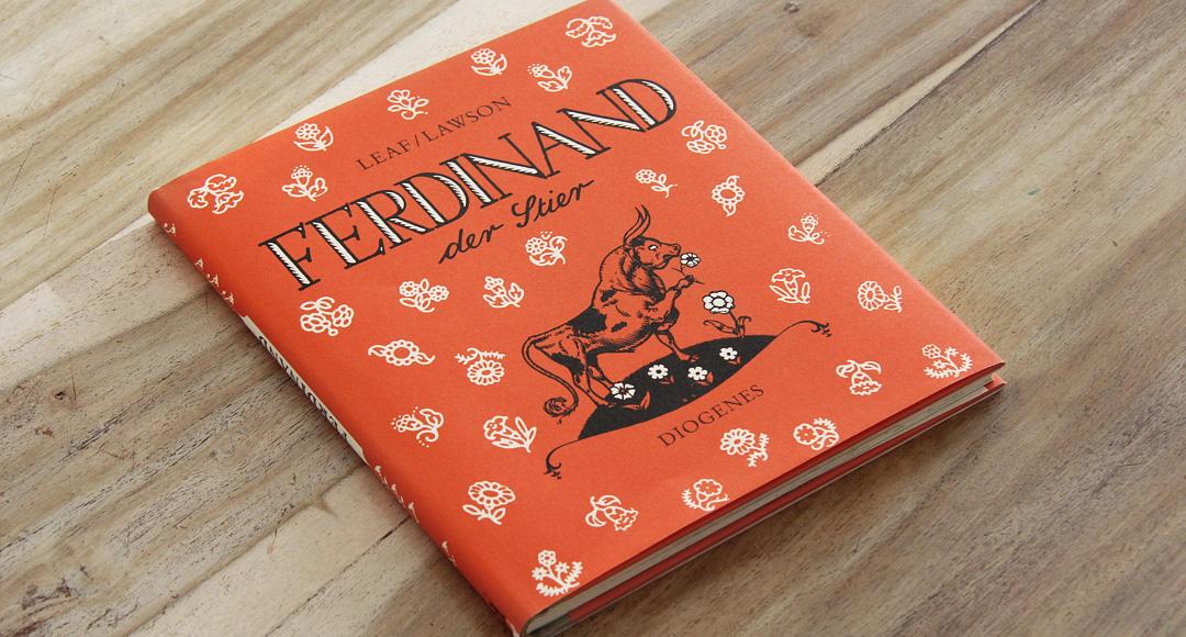 Ferdinand der Stier • Munro Leaf, Robert Lawson