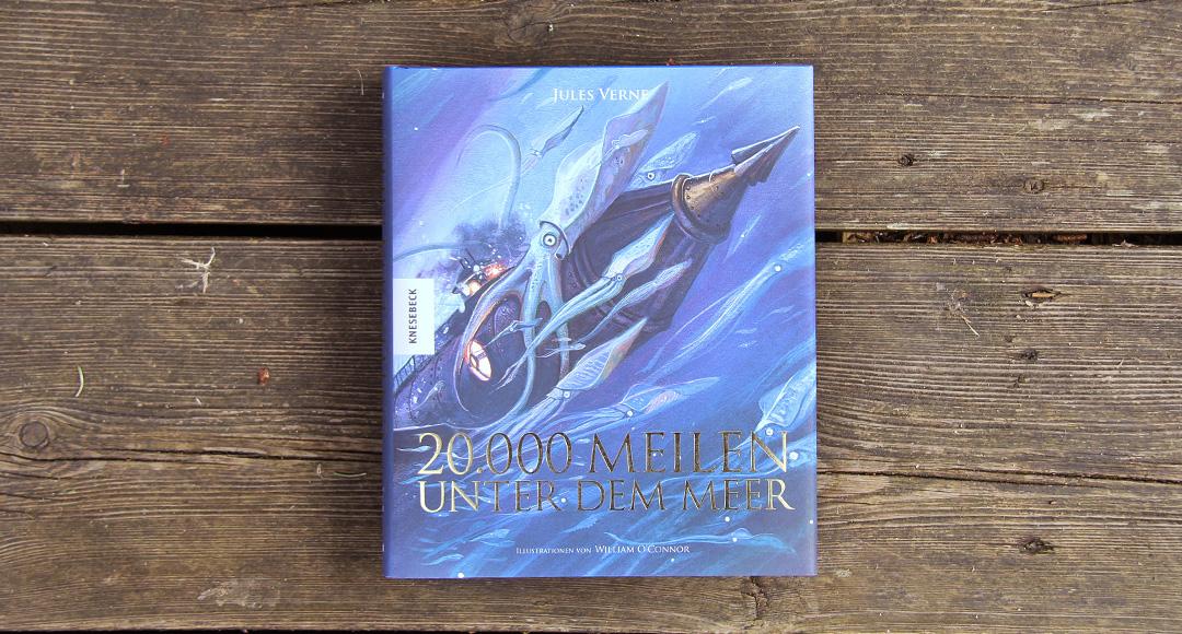 20.000 Meilen unter dem Meer • Jules Verne, William O'Connor
