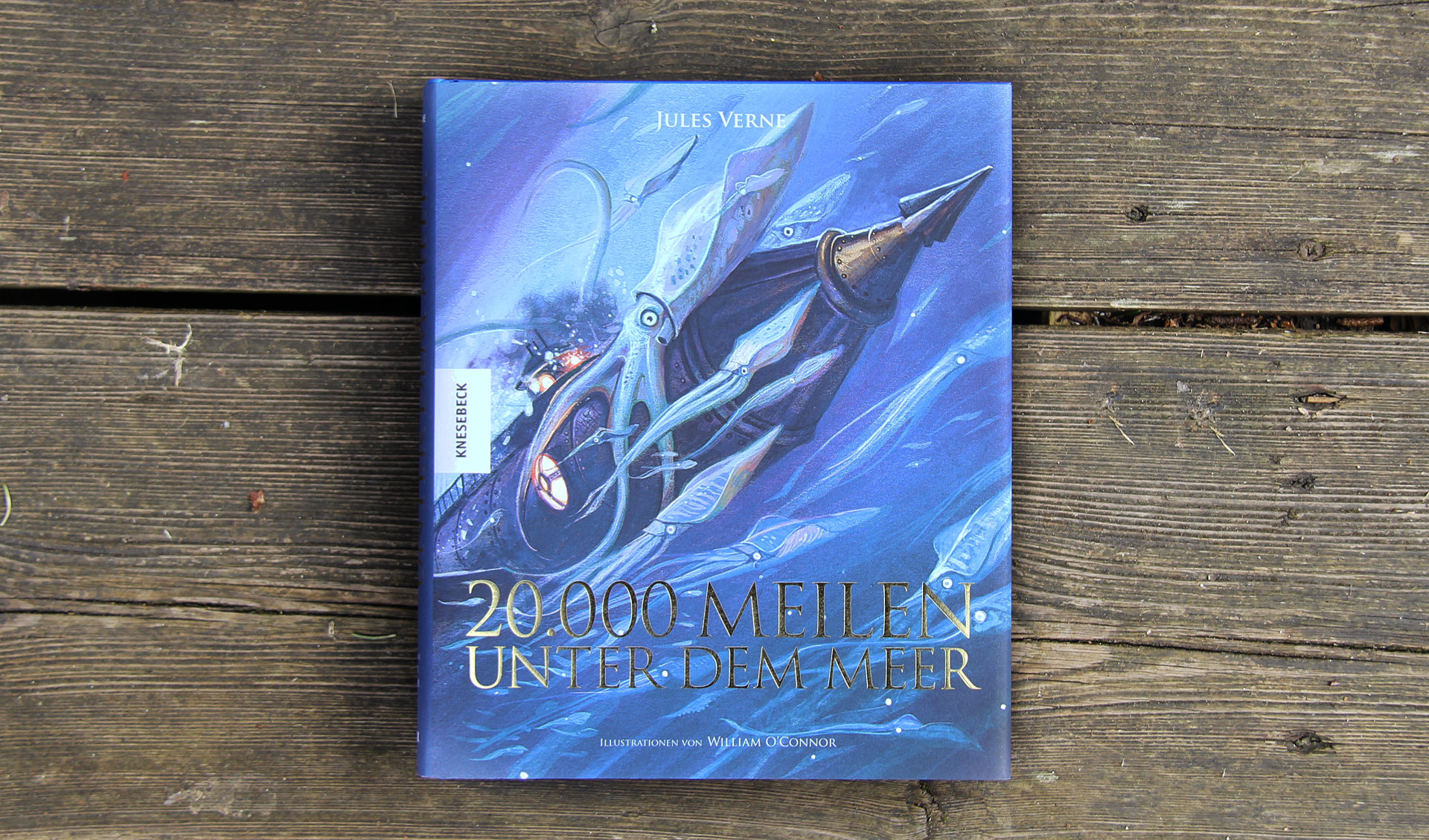 20.000 Meilen unter dem Meer • Jules Verne, William O'Connor