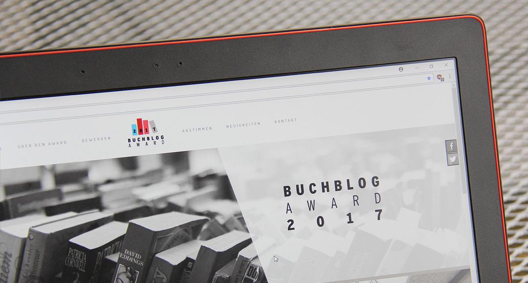 Buchblog-Award und ein kleiner Status-Update