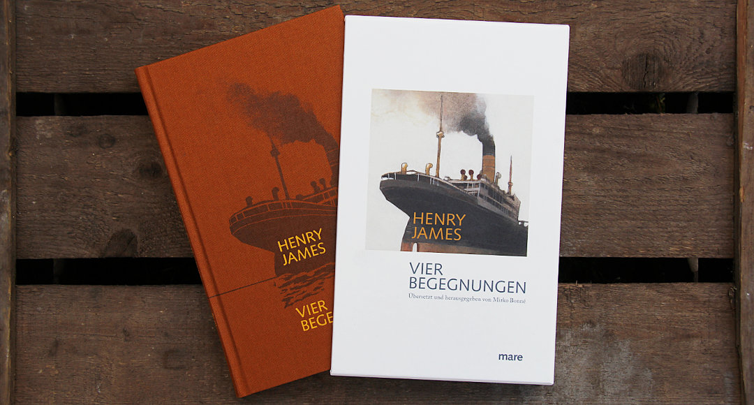 Vier Begegnungen • Henry James