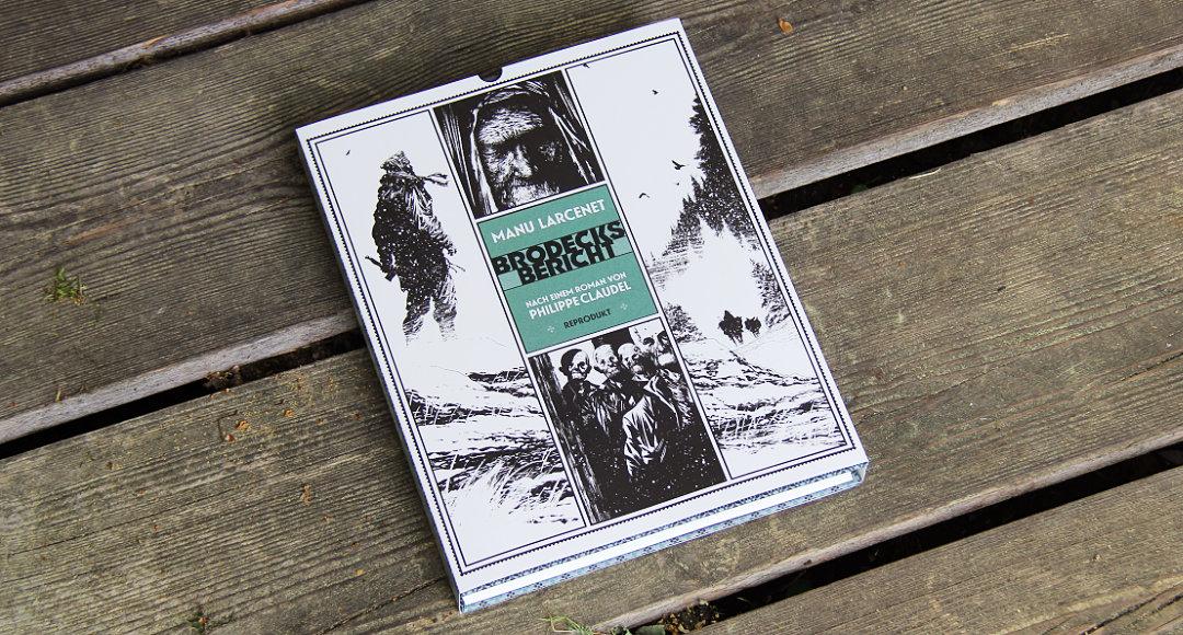 Brodecks Bericht • Manu Larcenet