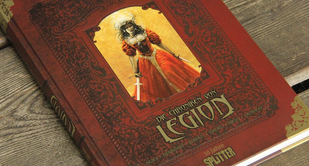Die Chroniken von Legion • Fabien Nury