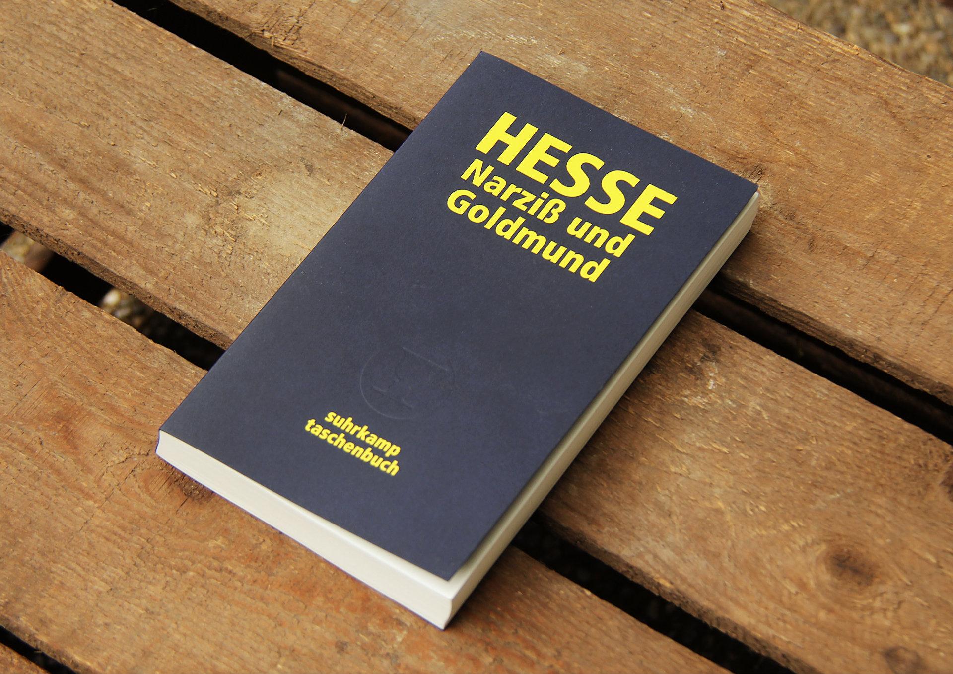 Narziß und Goldmund • Hermann Hesse