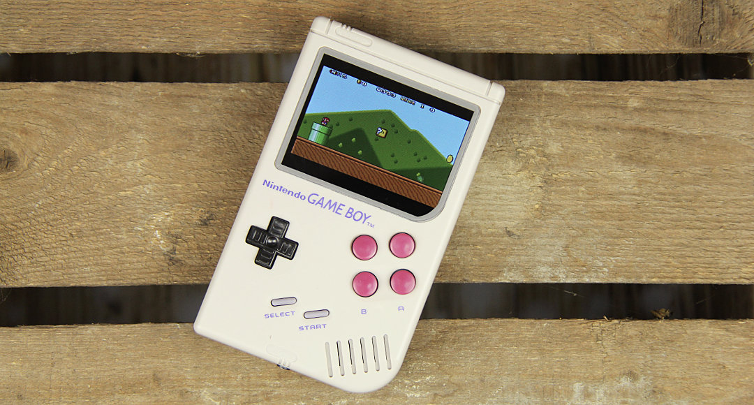 Retrogaming und mein neuer Game Boy Zero