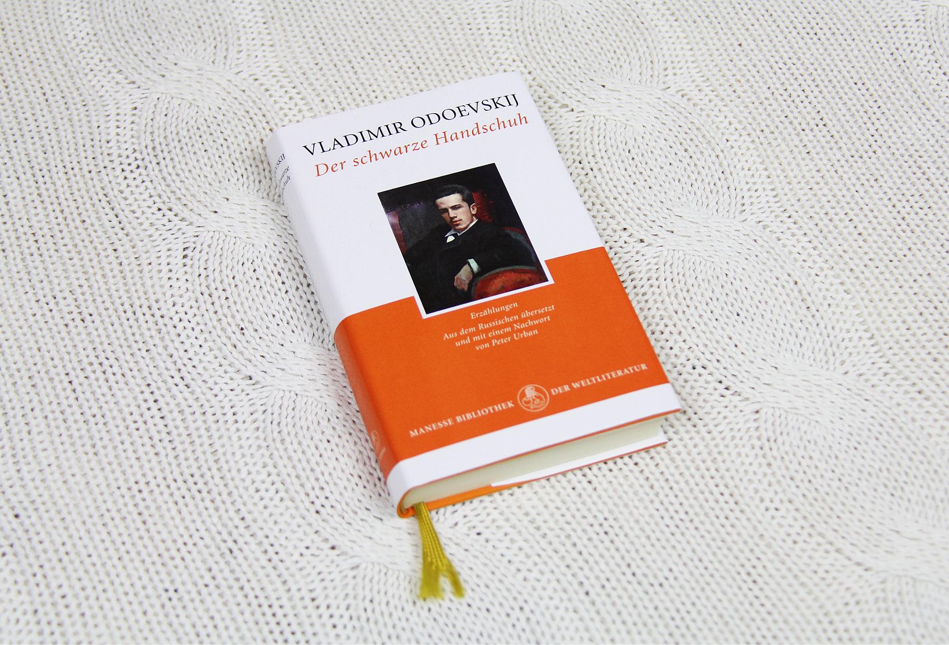 Der schwarze Handschuh • Vladimir Odoevskij