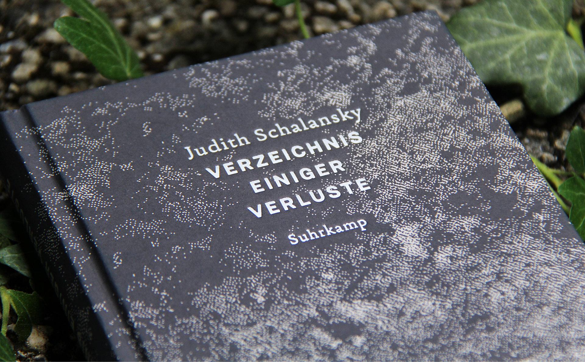 Verzeichnis einiger Verluste • Judith Schalansky