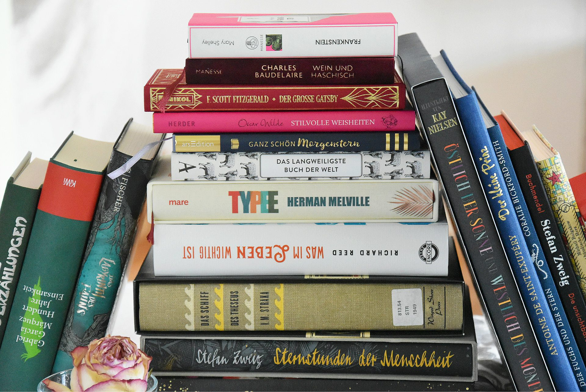 Meine schönsten Bücher • Karin von little words