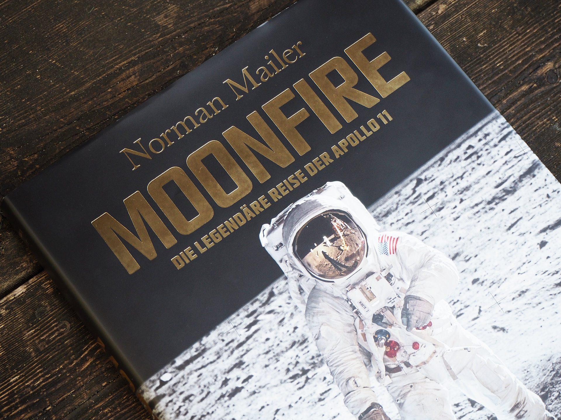 MoonFire • Norman Mailer und Colum McCann
