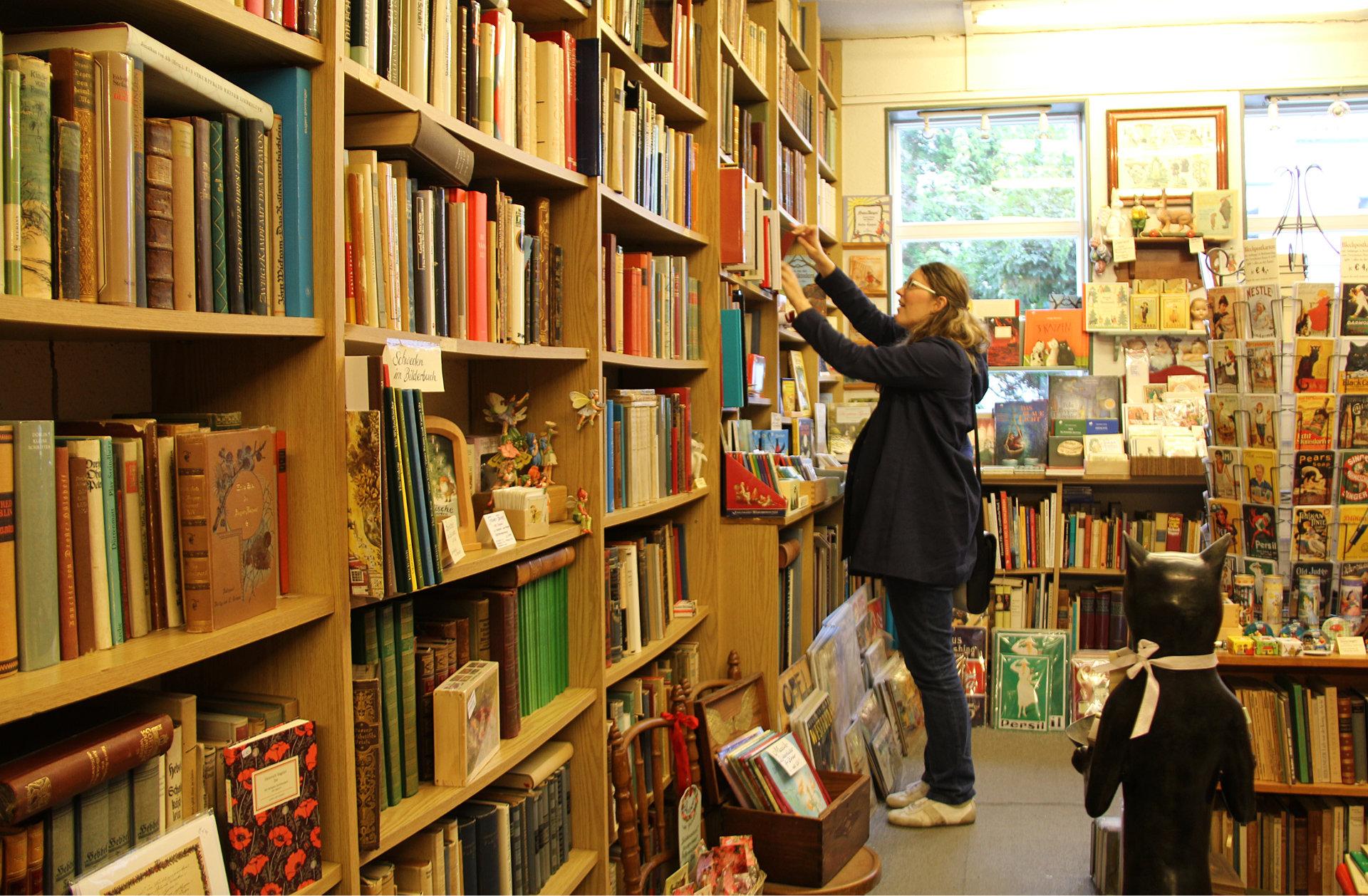 Von der Kunst gute Bücher zu finden