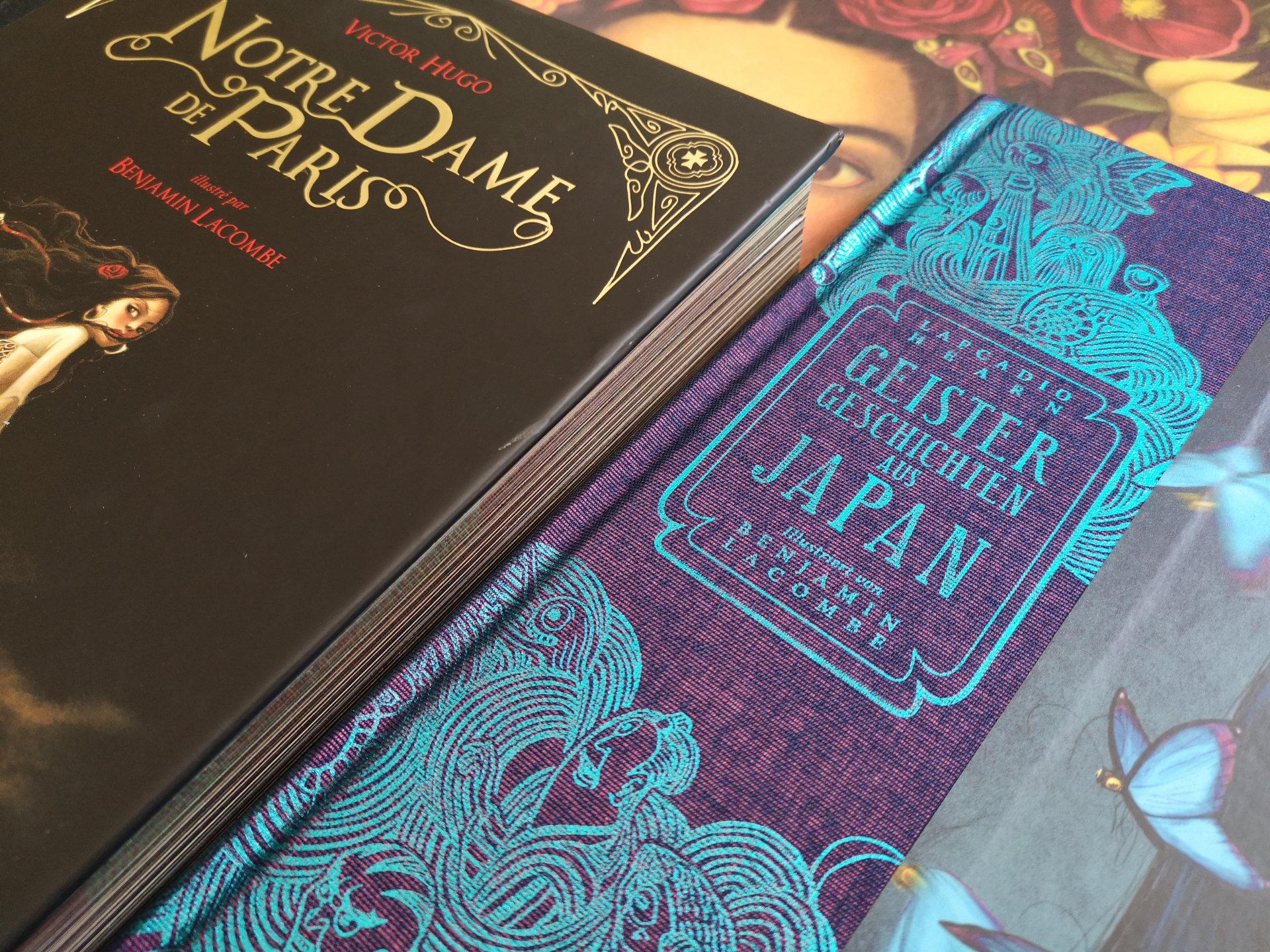 Meine schönsten Bücher • Kathrin von Phantásienreisen