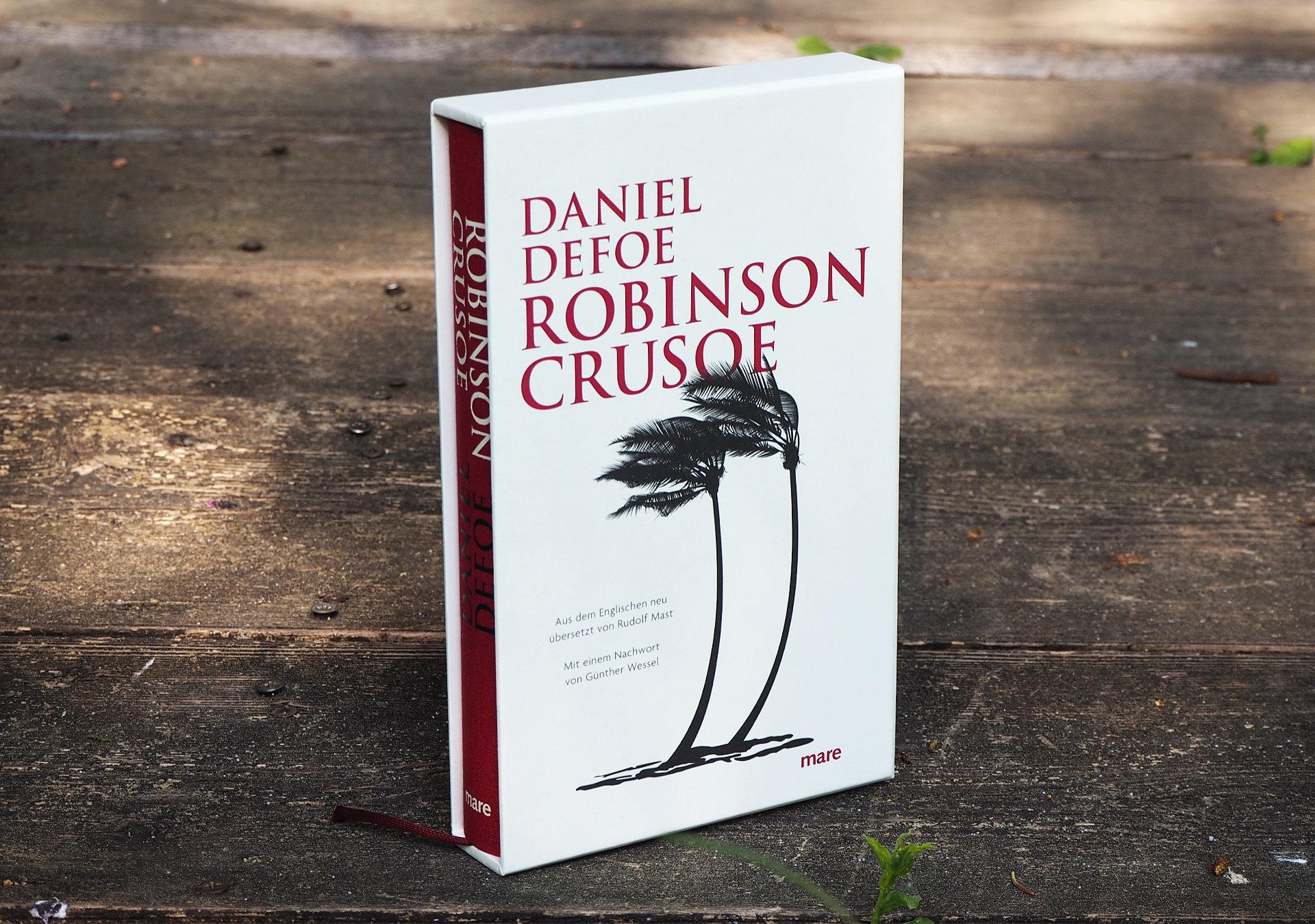 Robinson Crusoe • Daniel Defoe
